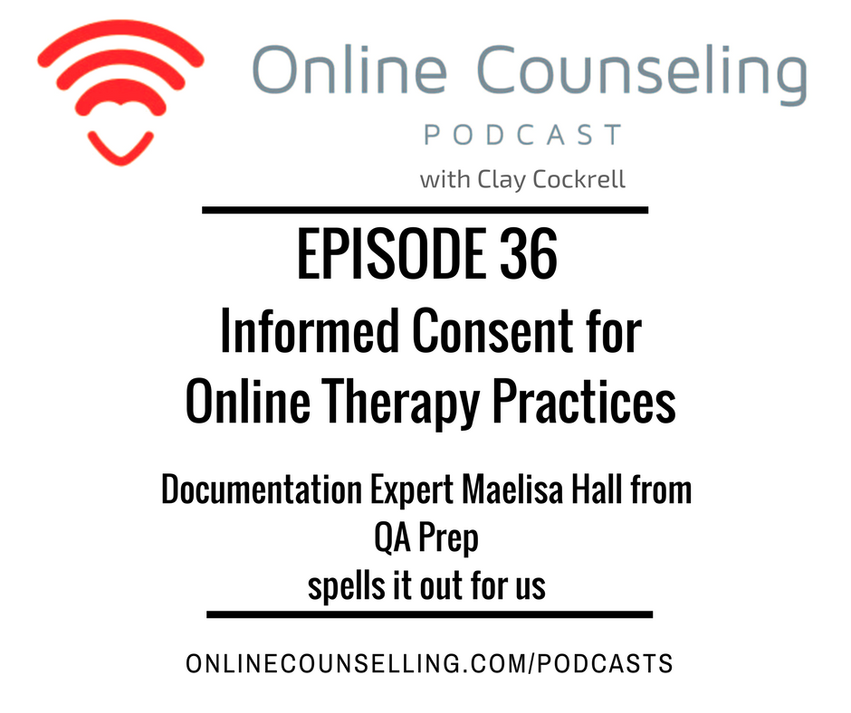 Online Therapy Informed Consent