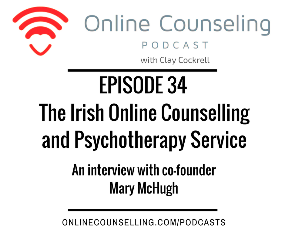 online therapy in Ireland