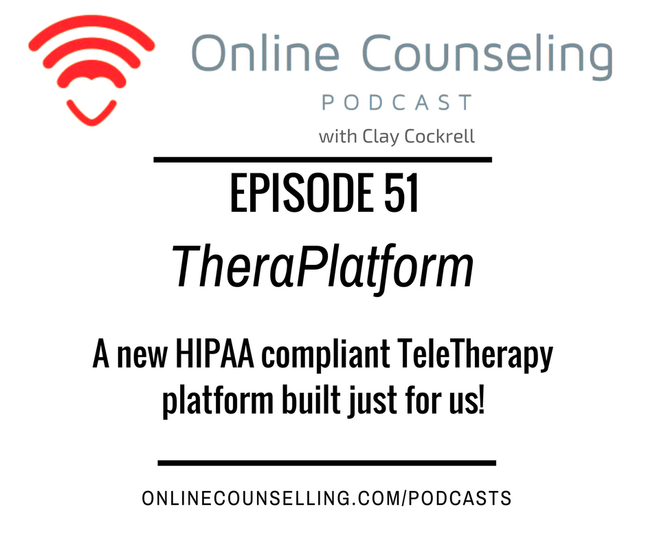 online counseling podcast promo